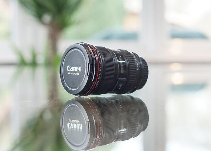 Canon 17-40mm f/4.0 L - 2