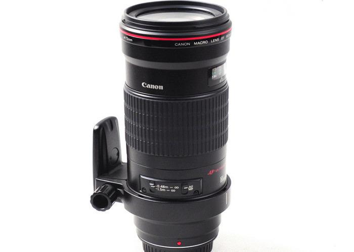 Canon 180mm Macro EF f3.5 L USM Lens - 1