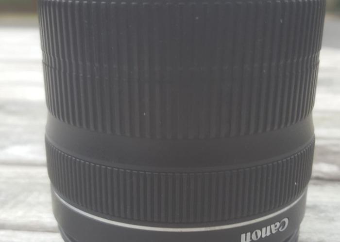 Canon 18-135mm lens - 2