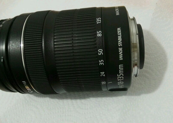 Canon 18-135mm Lens IS STM - 1
