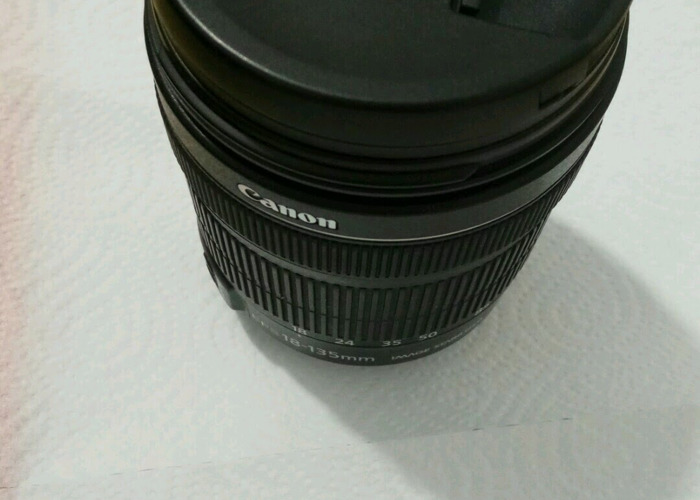 Canon 18-135mm Lens IS STM - 2
