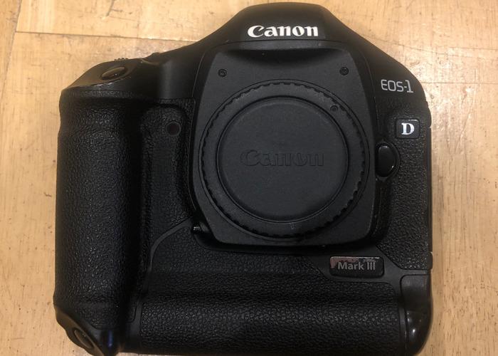 Canon 1D mark 3 - 1