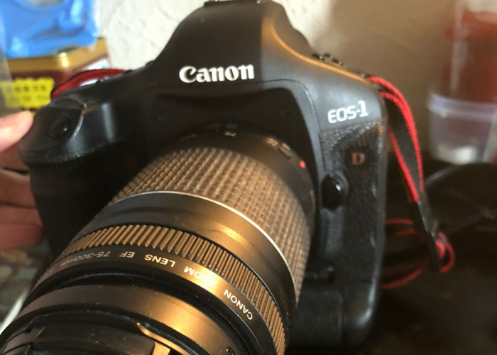Canon 1D mark iii - 1