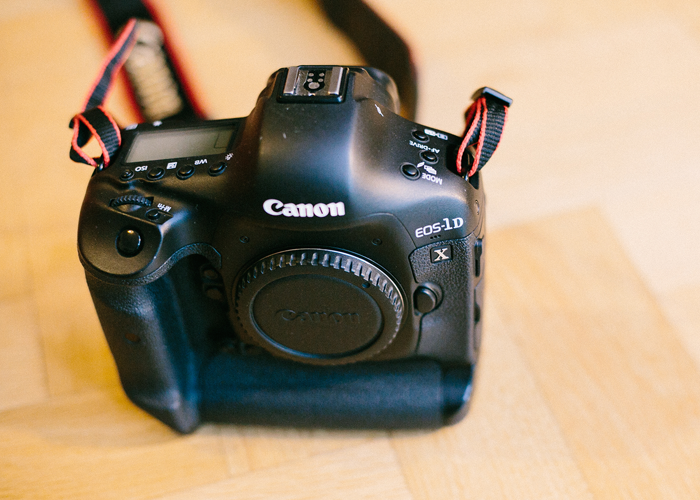 Canon 1DX body with 2x batteries and 32GB CF card - 2