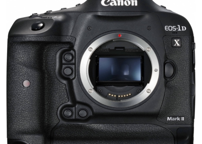 Canon 1 DX MK2 + CFast (256gb) card + 2 Batteries  - 1