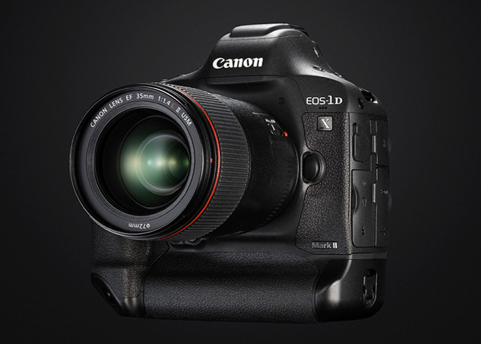 Canon 1DX Mark II DSLR - 1