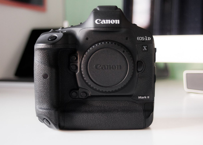 Rent Canon 1DX MKII Body + SanDisk CFast 2 0 128gb + Card Reader in Bromley