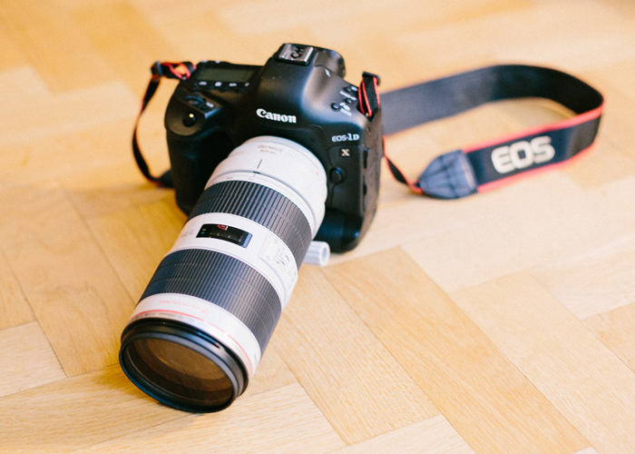 Canon 1DX with 70-200mm L f2.8 IS II Lens  - 1