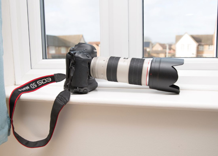 Canon 1DX Camera with Canon 70-200mm f/2.8 L IS II USM - 2