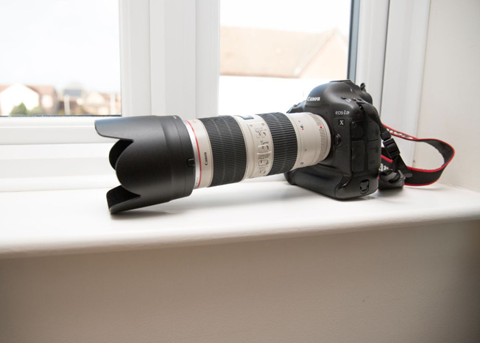 Canon 1DX Camera with Canon 70-200mm f/2.8 L IS II USM - 1