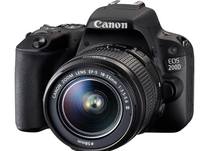 Canon 200D - 2