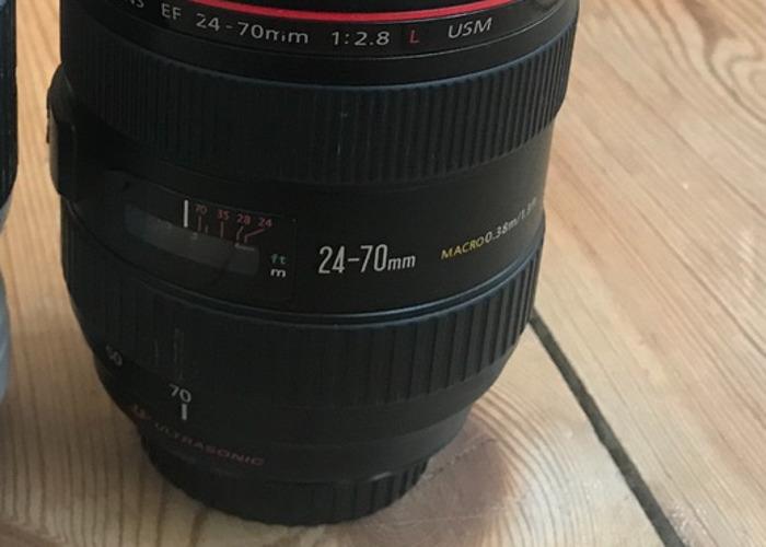 Canon 24 - 70mm 2.8 MK1 - 2