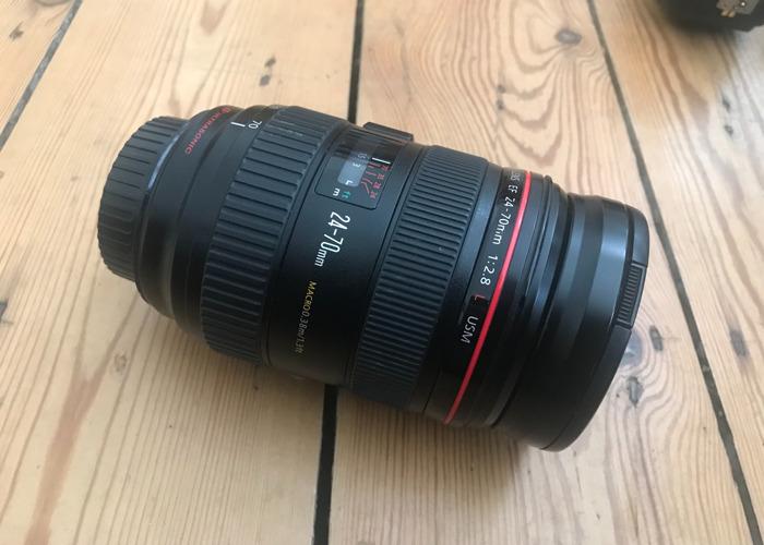 Canon 24 - 70mm 2.8 MK1 - 1