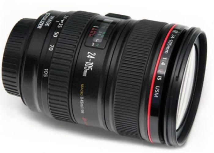 Canon 24-105 f4 Lens - 1