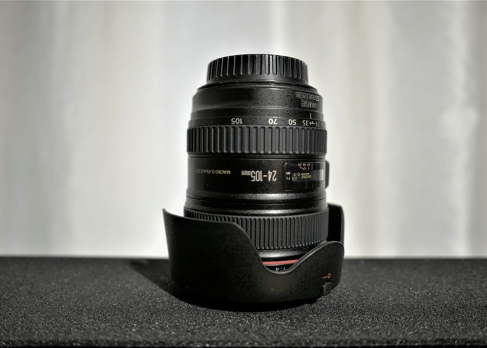 Canon 24-105 IS f4 lens - 1
