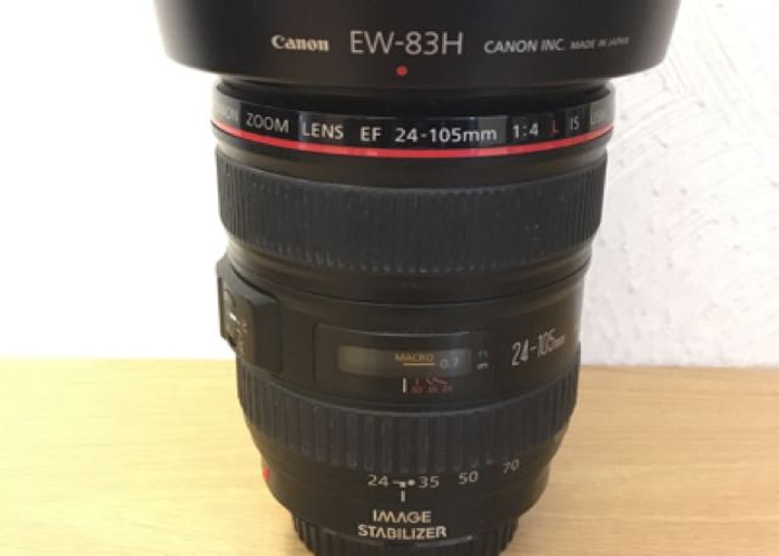 Canon 24-105 L f 4 IS  - 1