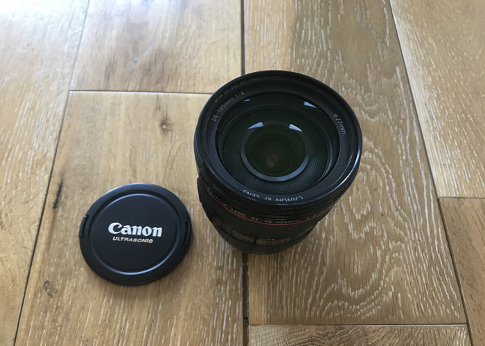 Canon 24-105 L IS USM - 2