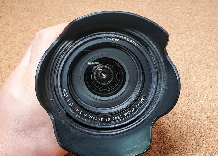Canon 24-105mm EF f/4L IS II USM Lenses - 2