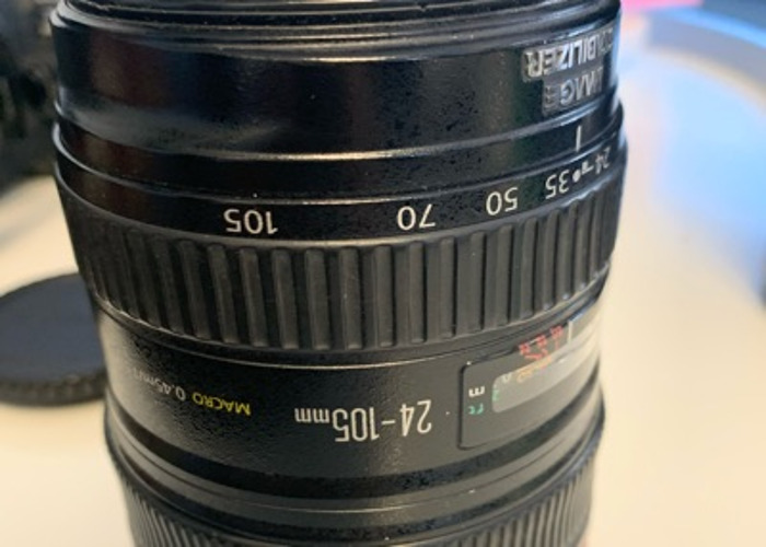 Canon 24-105mm f4 - 1