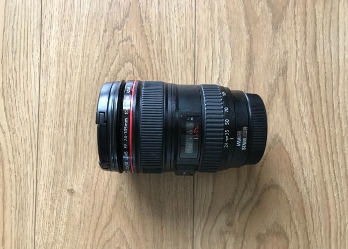 Canon 24-105mm F/4 - 1