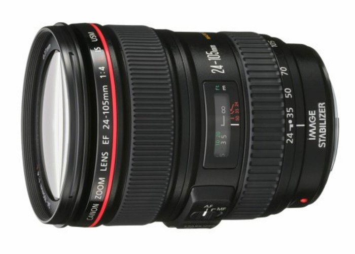 Canon 24-105mm f/4 IS  - 1