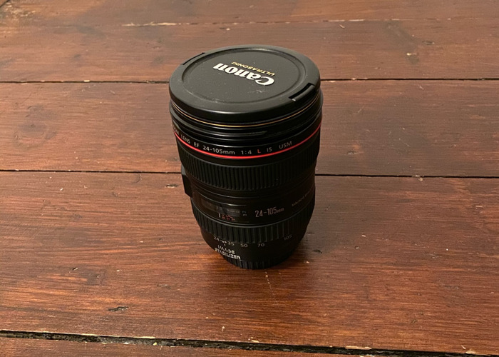 Canon 24-105mm f/4 IS  - 2