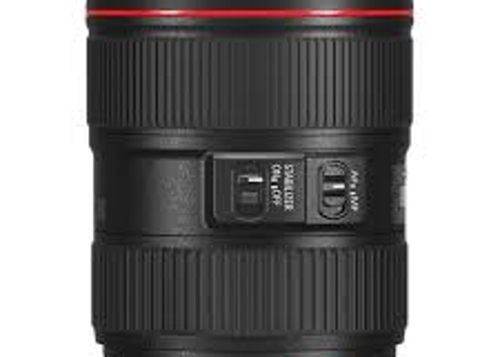 Canon 24-105mm f4 USM IS - 1
