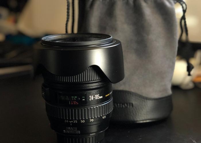 Canon 24-105mm L - 1