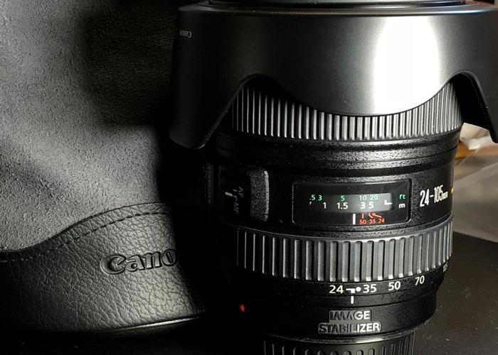 Canon 24-105mm L - 2