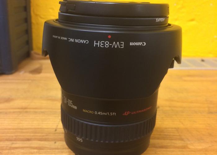 Canon 24-105mm L Series Lens - 2