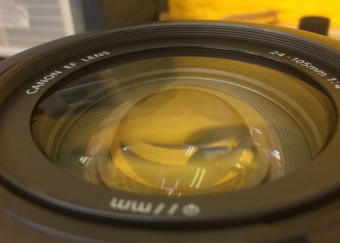 Canon 24-105mm L Series Lens - 1