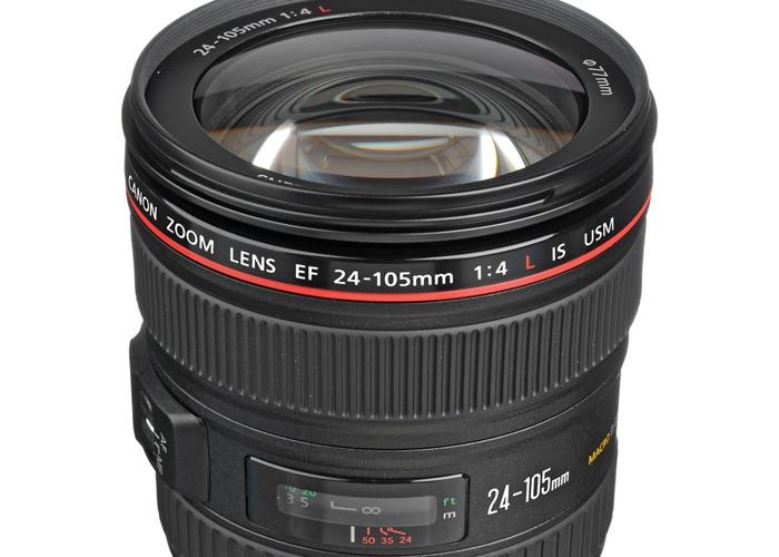 Canon 24-105mm Lens - 2