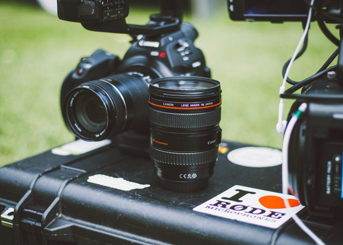 Canon 24-105mm Lens - 1