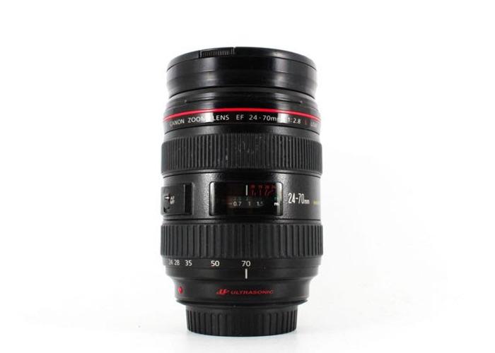 Canon 24-70 2.8 - 1