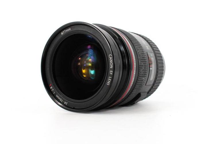 Canon 24-70 2.8 - 2