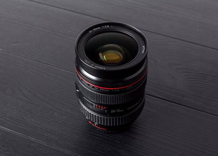 Canon 24-70 f2.8 - 2