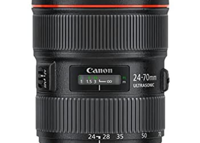 Canon 24-70 F2.8 II - 1