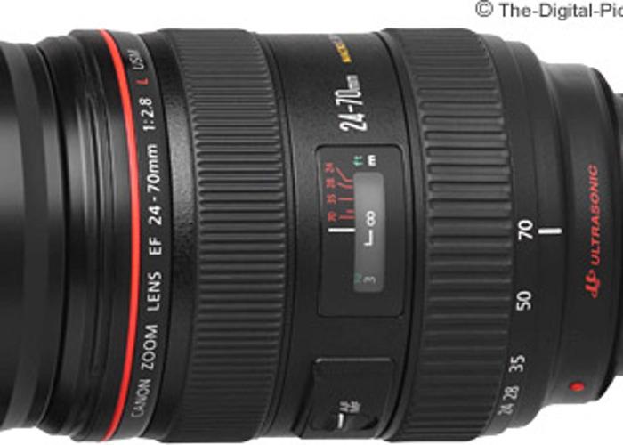 Canon 24-70 f2.8 L - 1