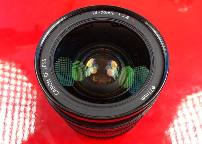Canon 24-70mm f2.8L  - 2