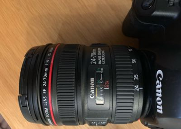 Canon 24-70mm EF f/4 L IS USM - 1