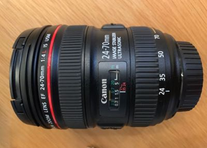 Canon 24-70mm EF f/4 L IS USM - 2