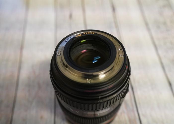 Canon 24-70mm f/2.8 - 2