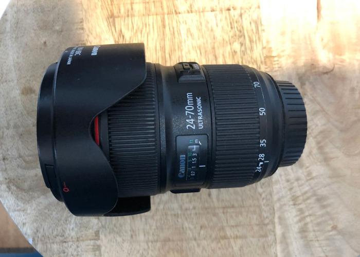 Canon 24-70mm F/2.8L II L USM - Mark 2 - 2