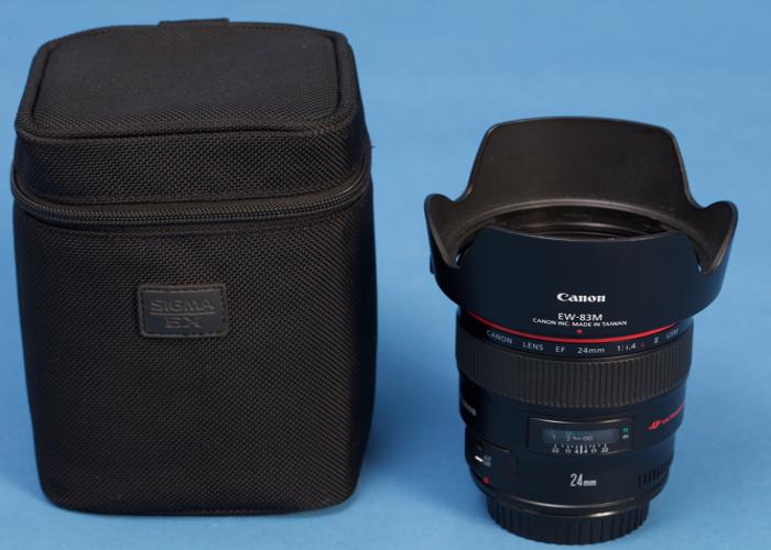 Canon 24mm F1.4 Lens - 1