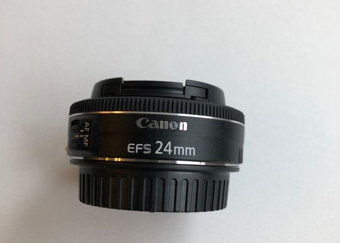 Canon 24mm f/2.8 - 1