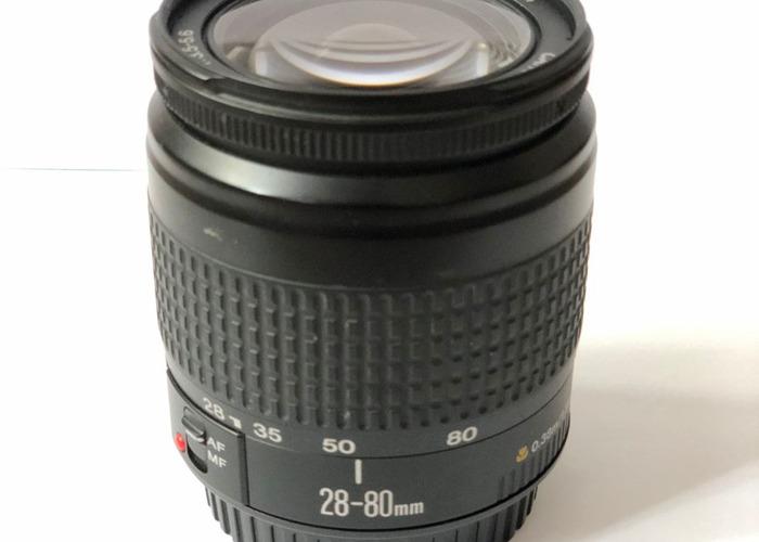 Canon 28-80mm Lens - 2