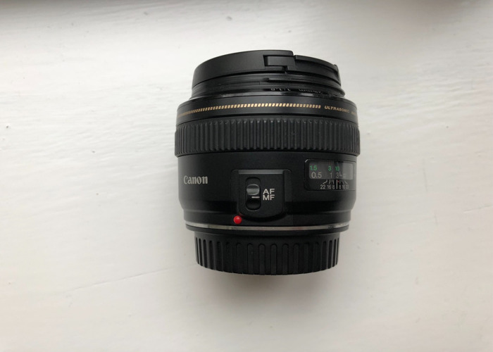 Canon 28mm F1.8 Lens - 1
