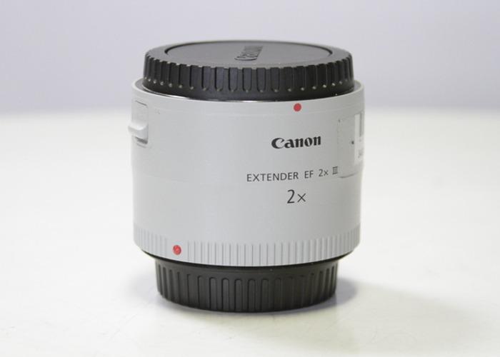 Canon 2X extender - 1