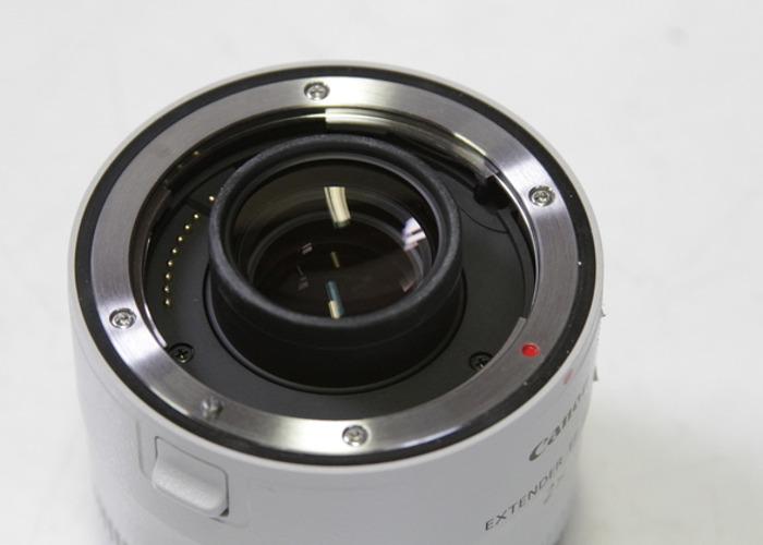 Canon 2X extender - 2