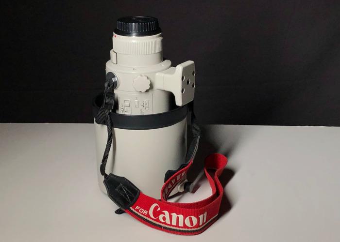 Canon 300 mm f2.8 lens - 1